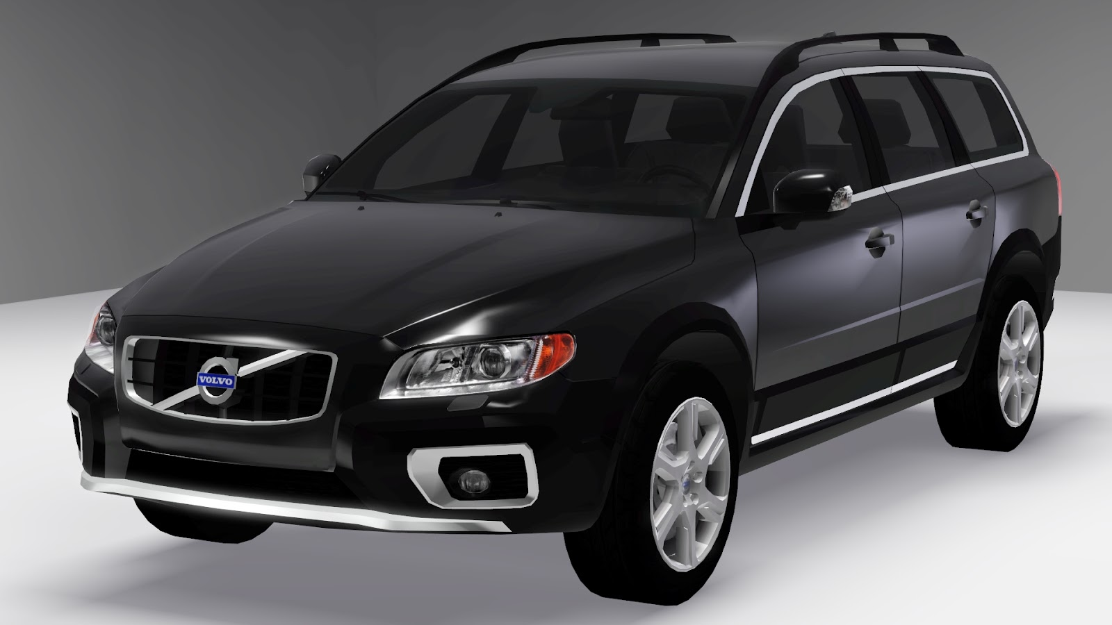my sims 3 blog 2013 volvo xc70 by fresh prince. Black Bedroom Furniture Sets. Home Design Ideas