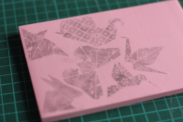 Ro Guaraz · bolsa origami · 03 · transferir diseños