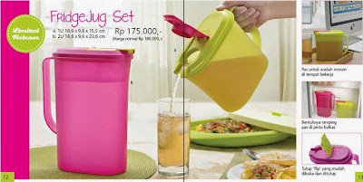 Fridgejug Set