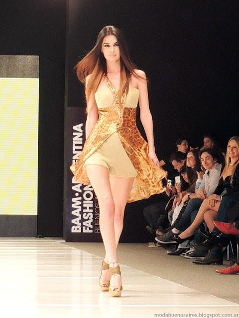 Vestidos 2014 Claudio Cosano 2014 coleccion.