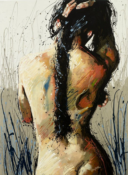 Colin Staples 1959 | Australian Figurative and Portrait painter