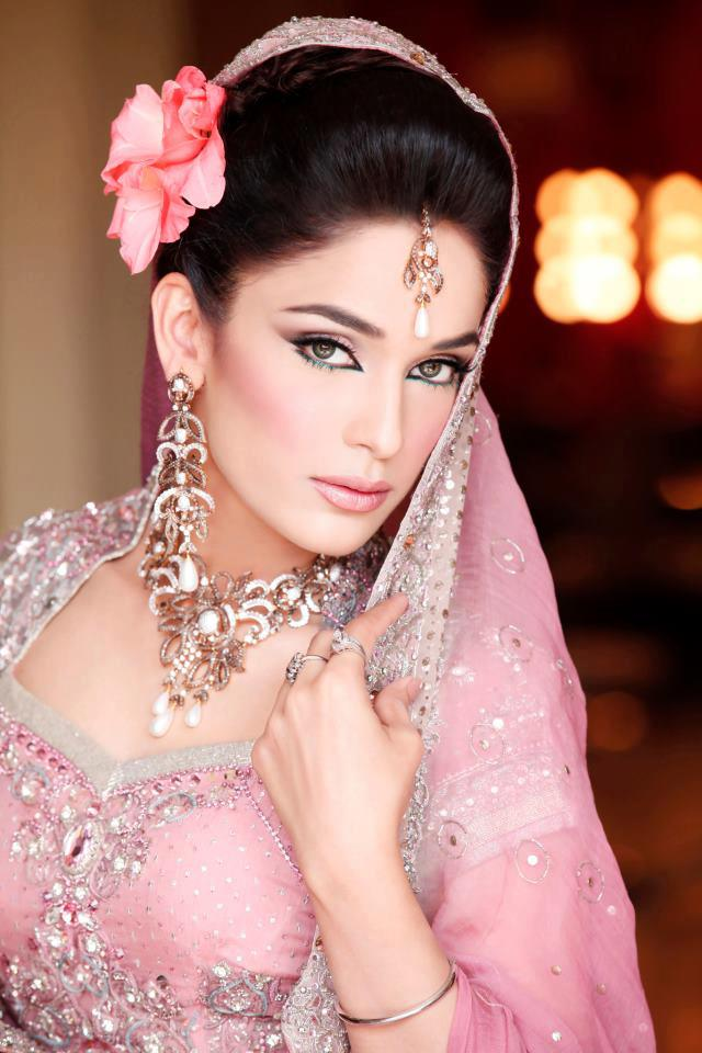 Funlure Pakistani Bridal Makeup Trends Styles