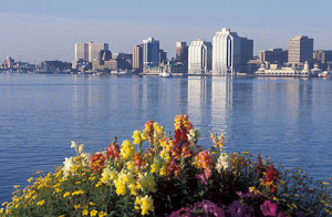 Halifax Harbor and Skyline
