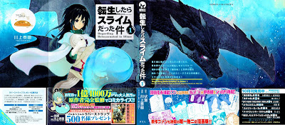 転生したらスライムだった件 第01巻 [Tensei Shitara Slime Datta Ken vol 01] rar free download updated daily