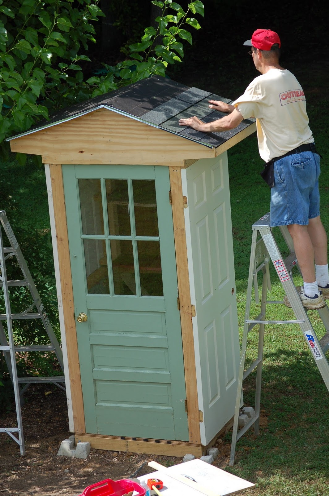 Liberty rose pinterest is very dangerous for Very small garden sheds
