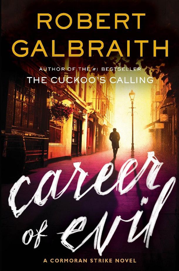Career Of Evil by Robert