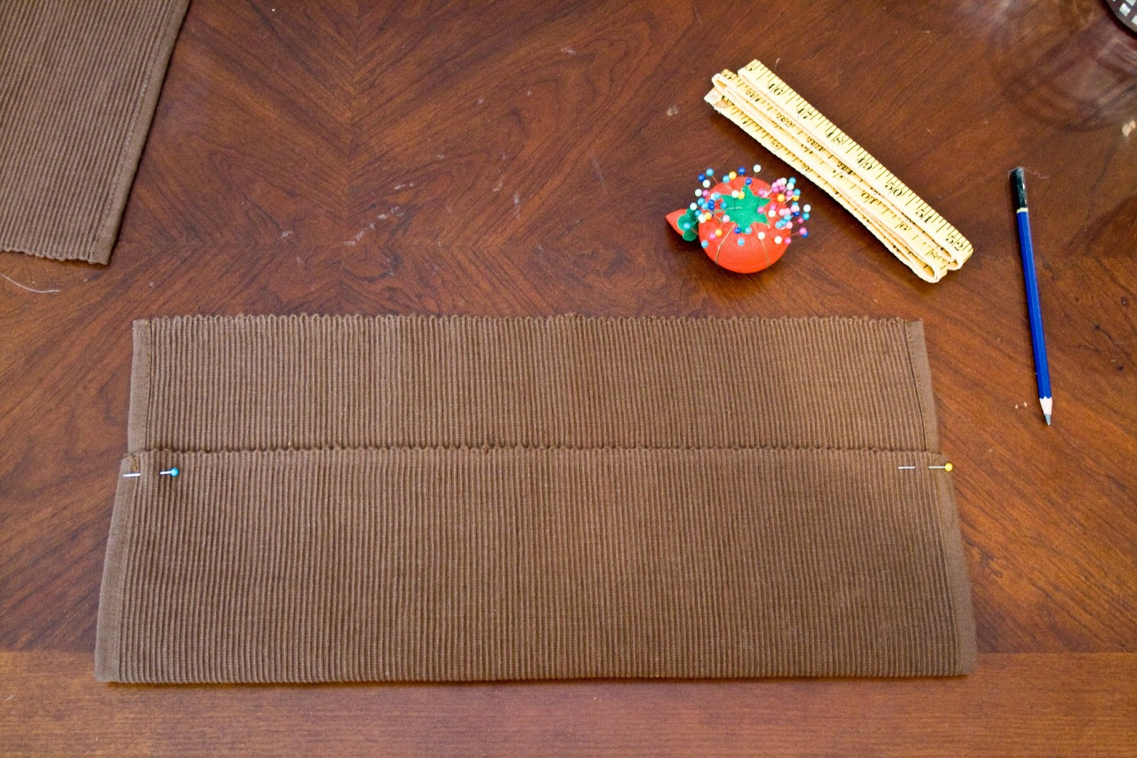 Placemat Sewing Caddy With Bing Images