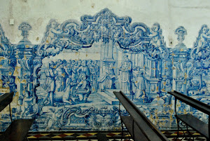 Azulejos do século XVII