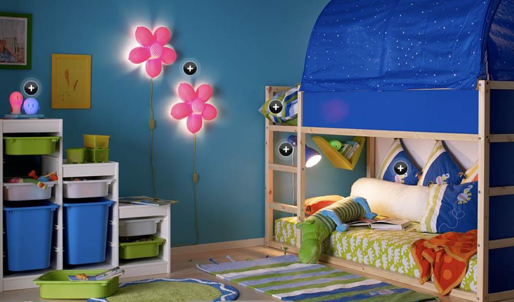 Quartos Criança Ikea e Moviflor ~ DECORAÇÃO FÁCIL