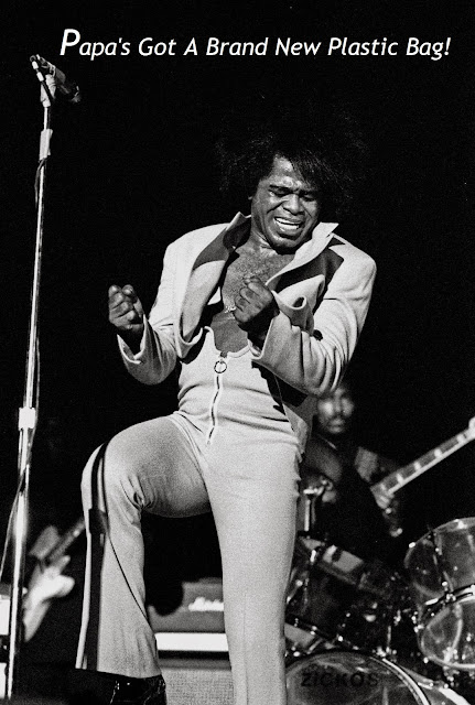 James Brown - Papa's Got a Brand New Plastic Bag
