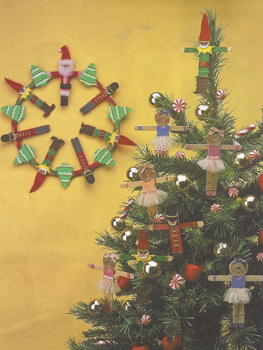 Detodomanualidades como hacer adornos navide os con reciclaje - Como realizar adornos navidenos ...