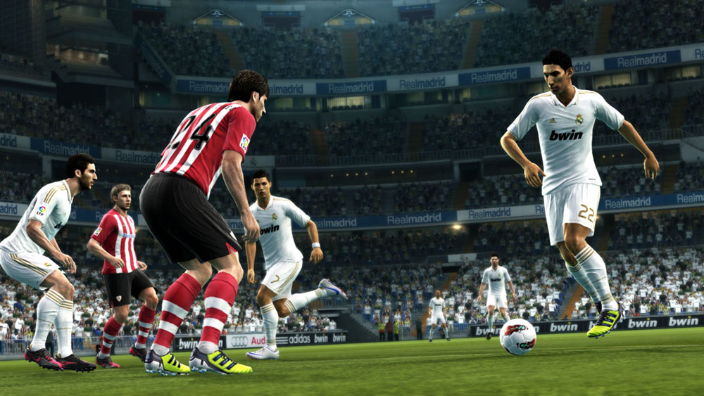 Features PES 2013 - Pro Evolution Soccer