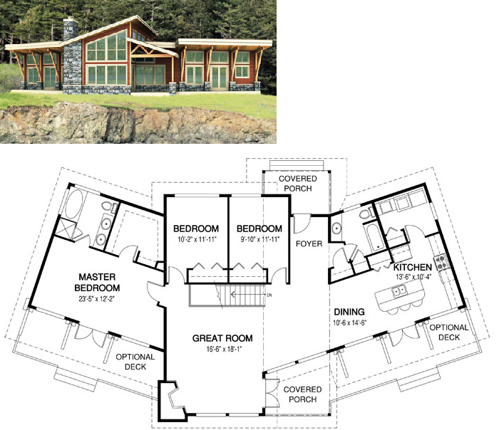 Dise os de casas planos gratis agosto 2011 for Plantas arquitectonicas minimalistas