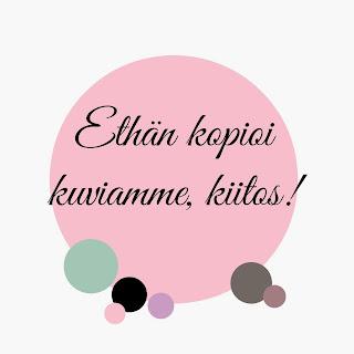 Olethan ystävällinen.