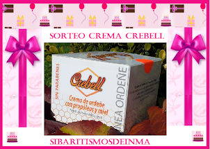 SORTEO CREMA CREBELL