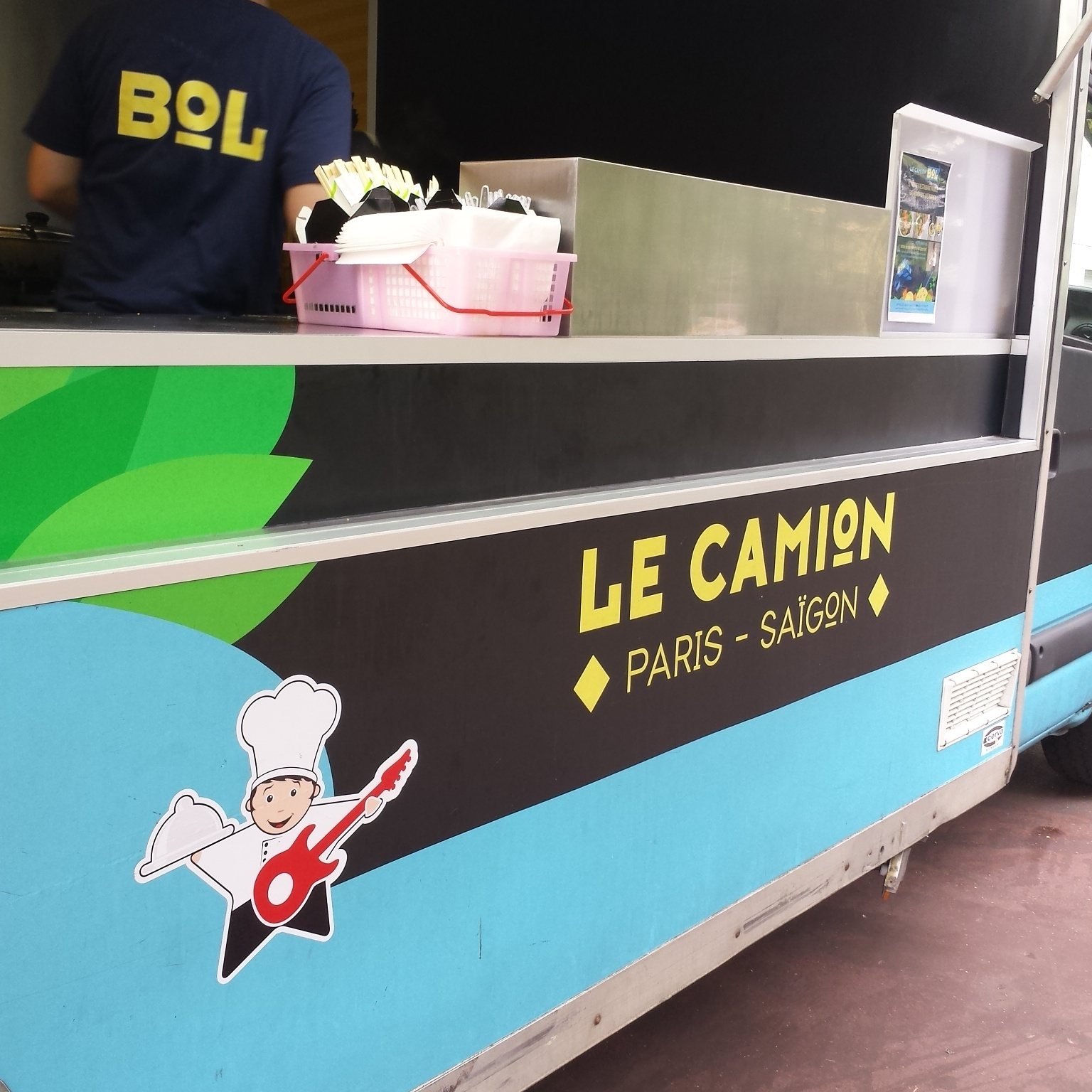 Food truck - Le Camion Bol