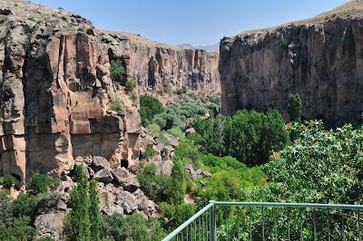 (Turkey) - Cappadocia - Ihlara Valley