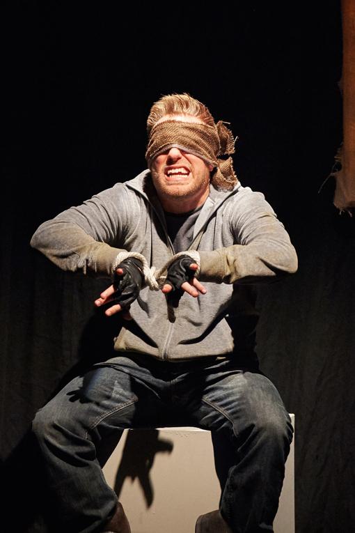 Joe Sykes | Blackberry Winter | Actor's Express | Photo: Christopher Bartelski