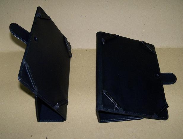 Jual Leather case for Blackberry Playbook 7 inch With Stand Function
