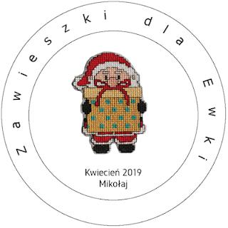 haftowane zawieszki - kwiecień 2019
