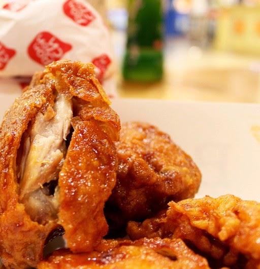 Resep Chicken Wing Crispy Pedas