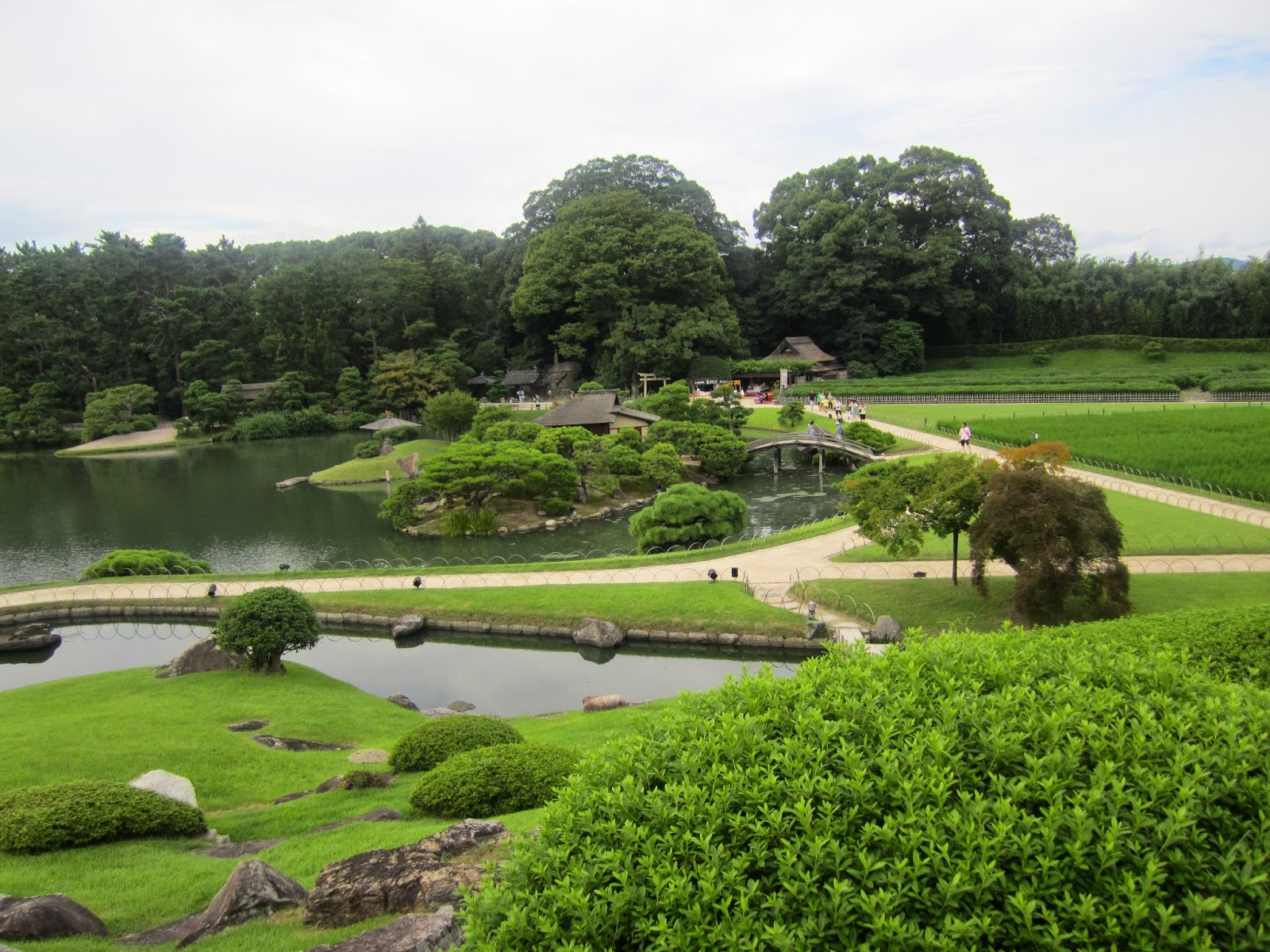 Mundo japon okayama for Jardines okayama