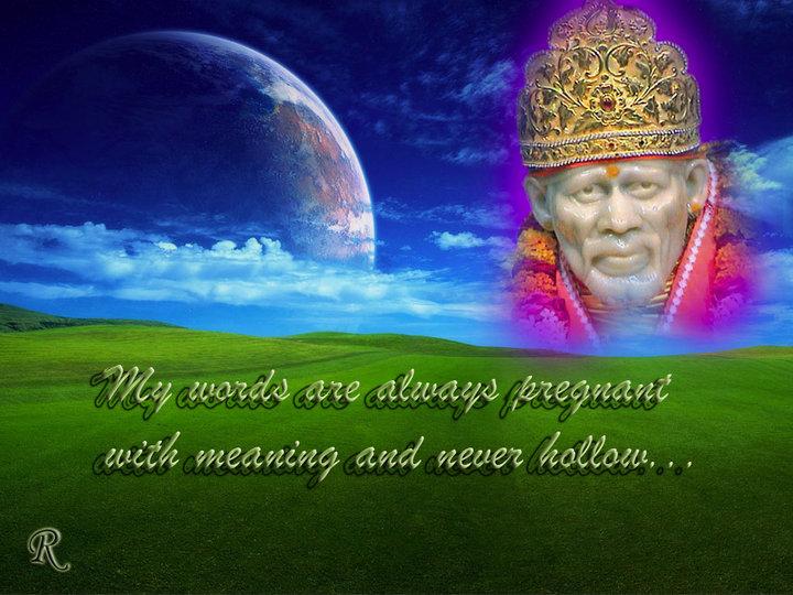 A Couple of Sai Baba Experiences - Part 824