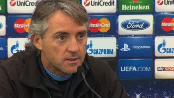 Roberto Mancini coached Galatasaray