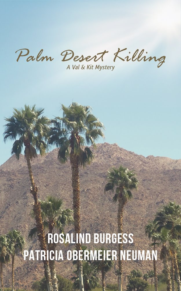 Palm Desert Killing
