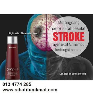 rawatan untuk stroke