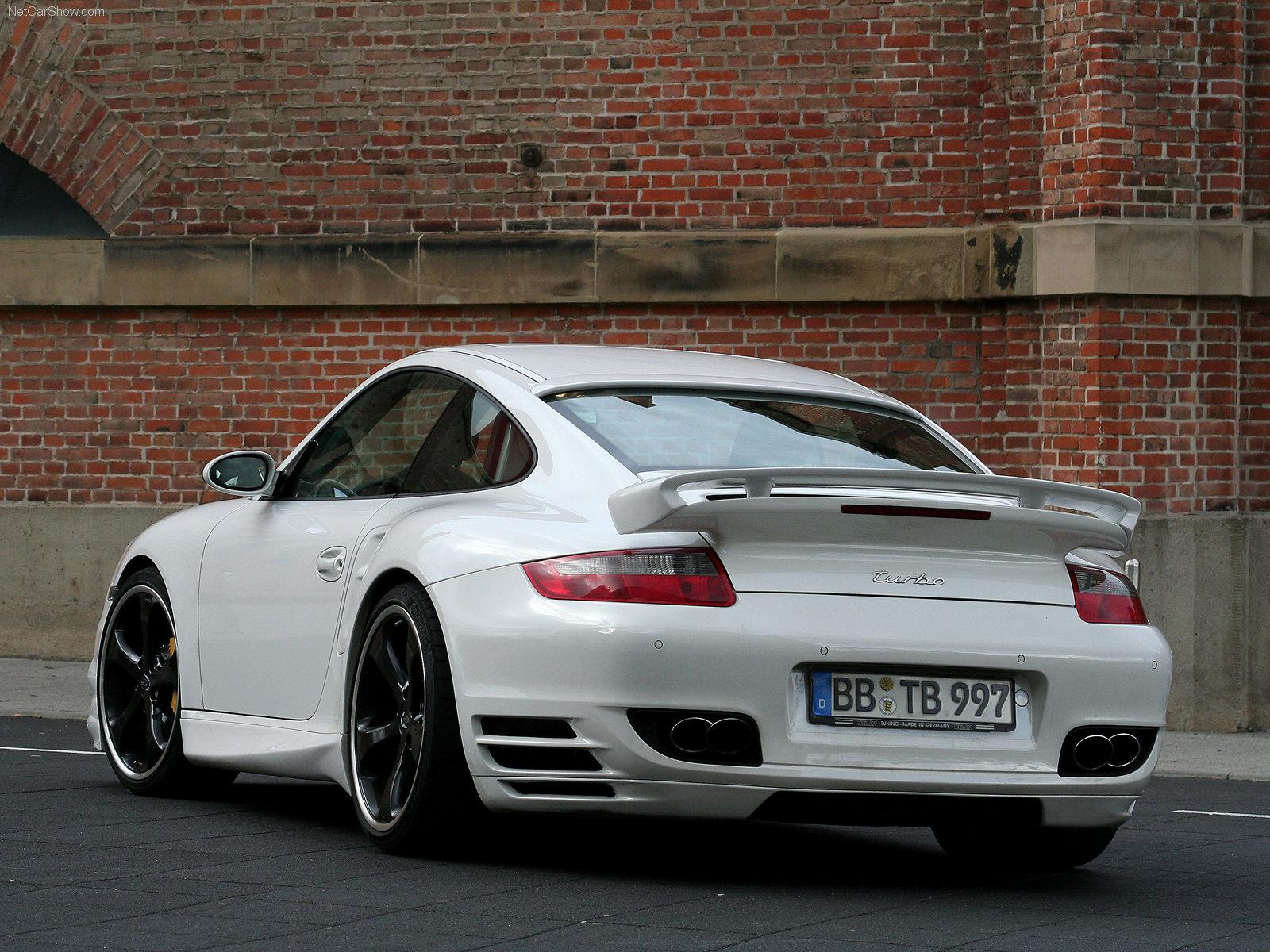 Hình ảnh xe ô tô TechArt Porsche 911 Turbo 2007 & nội ngoại thất