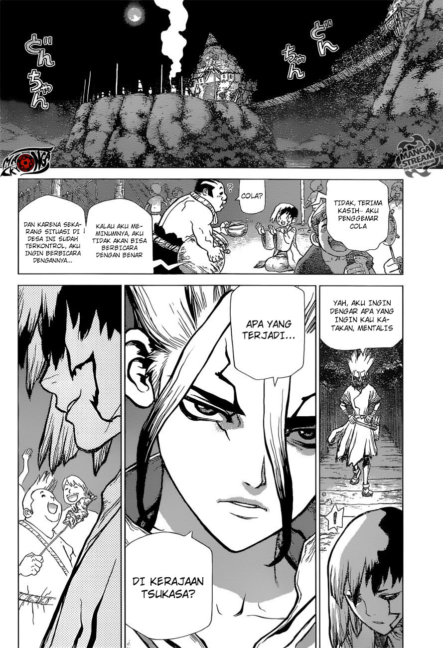 Dr. Stone Chapter 45-15