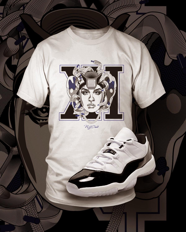 406016e3531bb3 Shirts To Match Concord Jordans