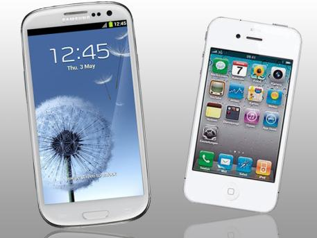 android terlaris, galaxy s III kelebihan, ponsel android paling cnaggih, android vs iphone