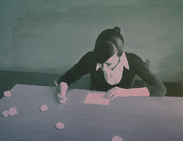 Paintings by Jarek Puczel
