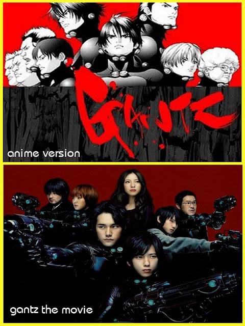 Movie Review : Gantz