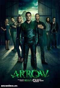 Arrow serie Español Castellano Latino Subtitulado Ver Online Descargar