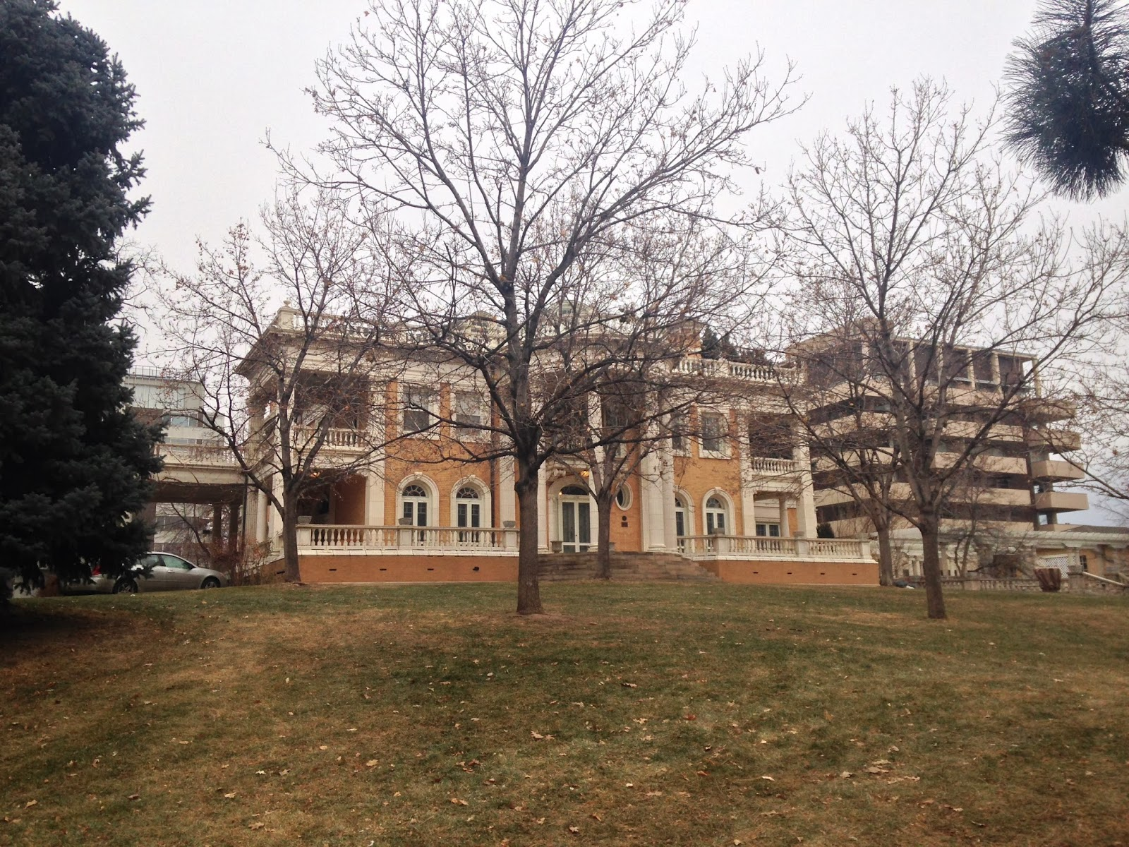 Grant-Humphreys Mansion