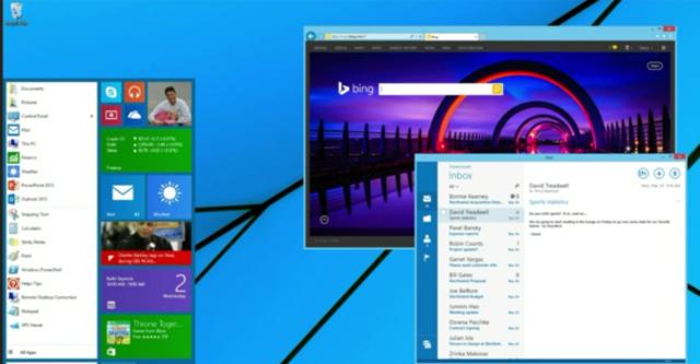 """""""Windows 9"""" Preview sẽ có mặt cuối tháng 9"""