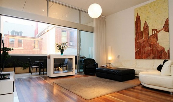 Nice Urban Australian Apartment Designs