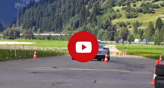 Porsche 991 GT3 essai manipulation