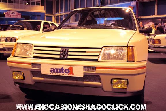 Peugeot 205 Turbo 16 Madrid Motor Days