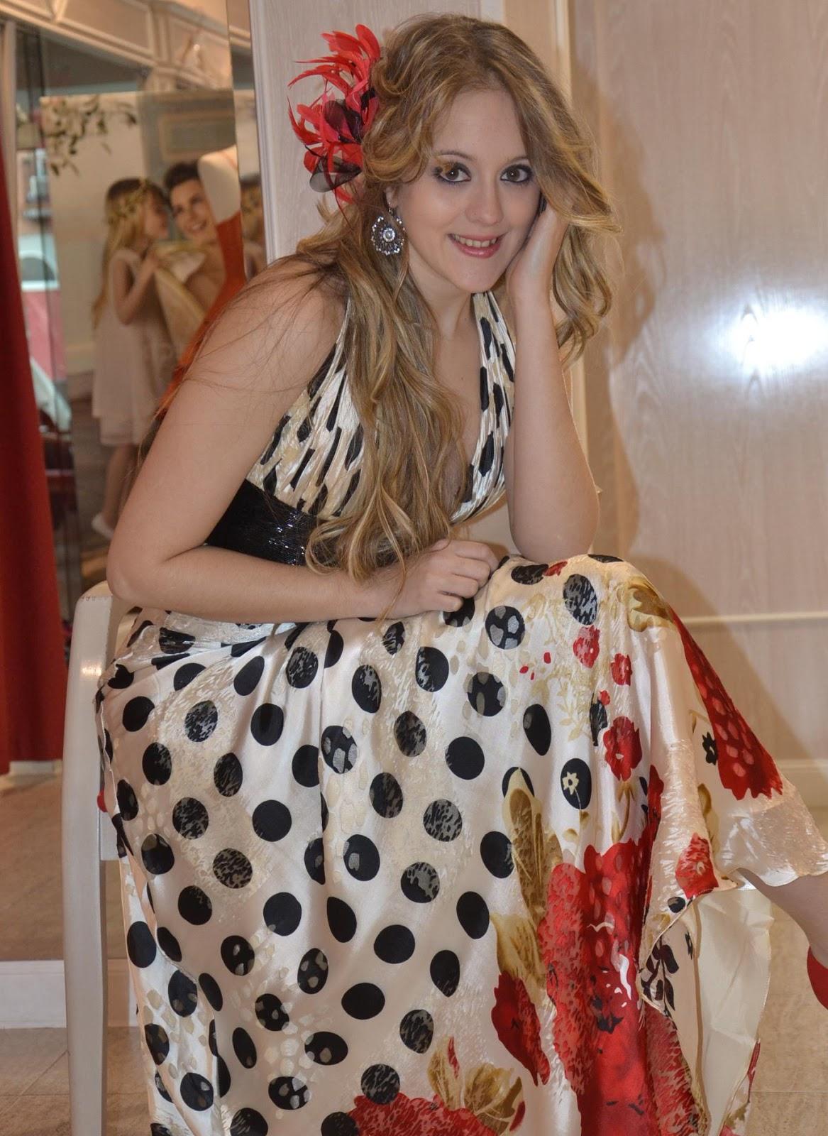 Vestidos fiesta parla madrid