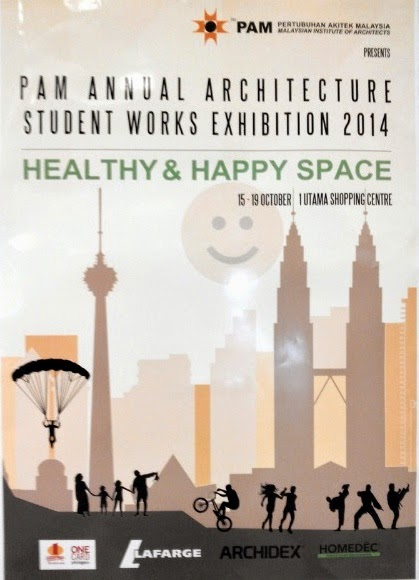 PAM Annual Architecture Student Works Exhibition 2014