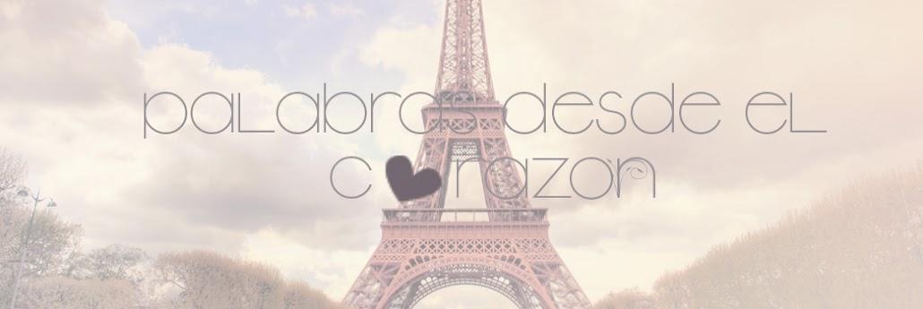 ♥...Palabras Desde el Corazón...♥