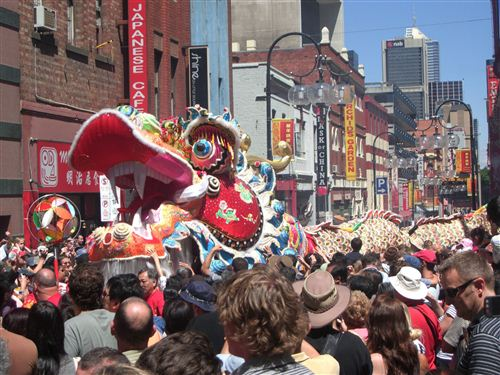 Top Chinese New Year Chinatown In Melbourne