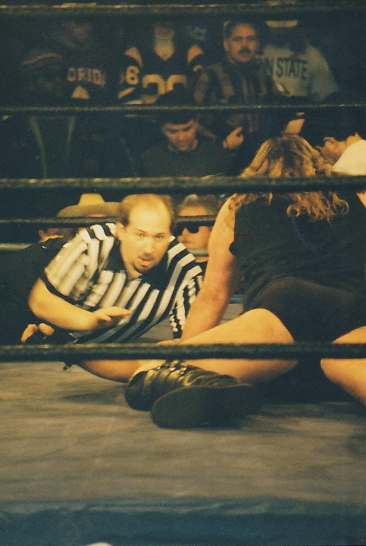 Extreme Championship Wrestling Jim Molineaux referee WWE