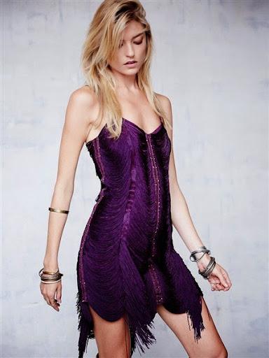 baju gaun dan dress valentine wanita terbaru 2015