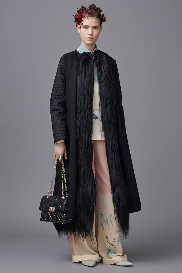 Valentino Pre-Fall 2016 collection, runway looks - Cool Chic Style Fashion
