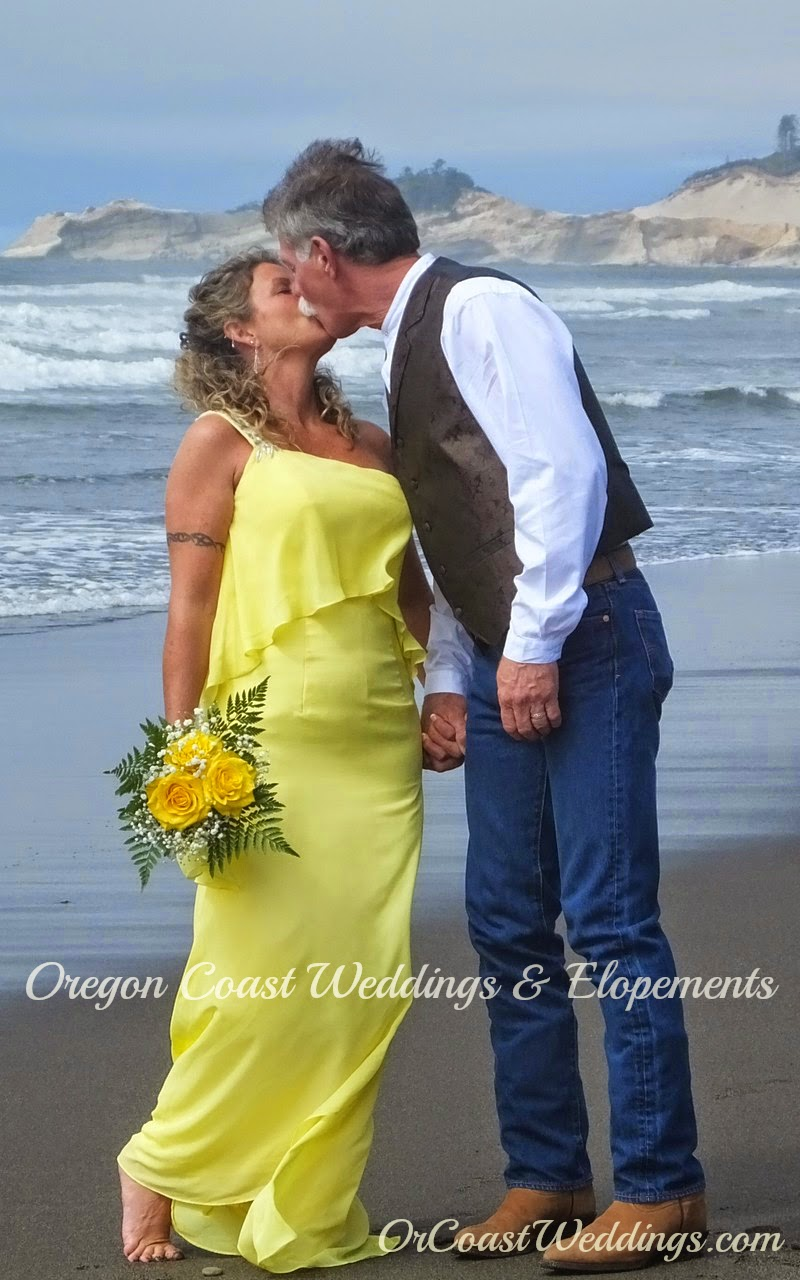 Pacific City Wedding